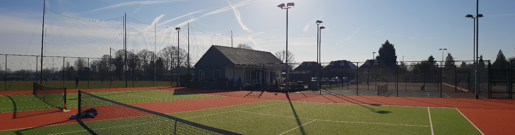 Croxley Tennis Club - Welcome