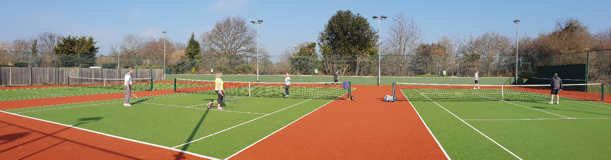 Croxley Tennis Club - Apply for Membership